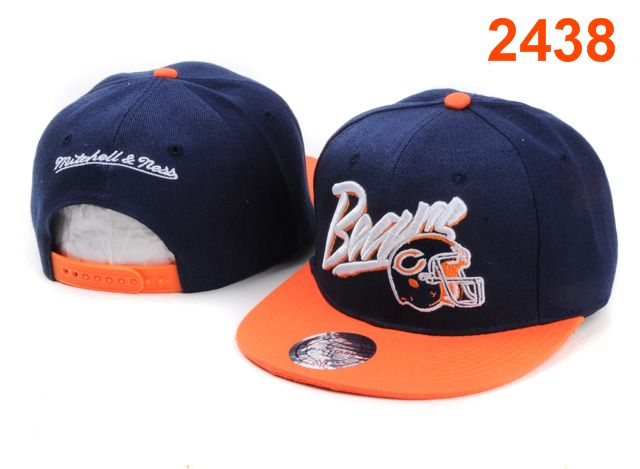 Chicago Bears NFL Snapback Hat PT47